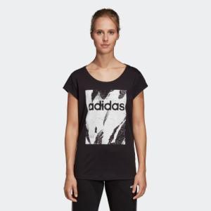 セール価格 アディダス公式 ウェア トップス adidas 半袖 AOPリニア グラフィック Tシャツ|adidas