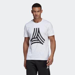 33%OFF アディダス公式 ウェア トップス adidas TANGO STREET ビッグロゴTシャツ|adidas