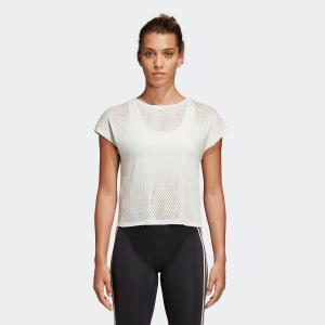 アウトレット価格 アディダス公式 ウェア トップス adidas W WARPKNIT Tシャツ|adidas