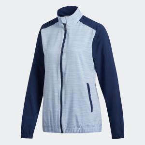 返品可 送料無料 アディダス公式 ウェア アウター adidas ライトウェイトヘザー 長袖ジャケット 【ゴルフ】|adidas