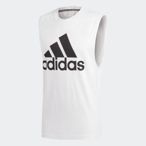 ポイント15倍 5/21 18:00〜5/24 16:59 返品可 アディダス公式 ウェア トップス adidas M MUSTHAVES BOS タンクトップ|adidas