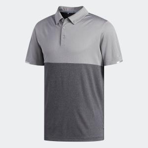 セール価格 アディダス公式 ウェア トップス adidas クライマチル バイカラー 半袖ボタンダウンシャツ 【ゴルフ】|adidas