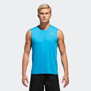 セール価格 アディダス公式 ウェア トップス adidas RESPONSEスリーブレスTシャツ|adidas
