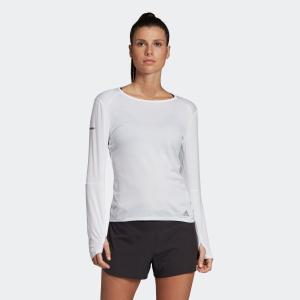セール価格 アディダス公式 ウェア トップス adidas RUN 長袖TシャツW|adidas