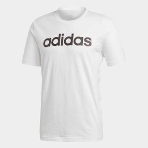 全品ポイント15倍 09/13 17:00〜09/17 16:59 返品可 アディダス公式 ウェア トップス adidas M ESSENTIALS リニアTシャツ|adidas