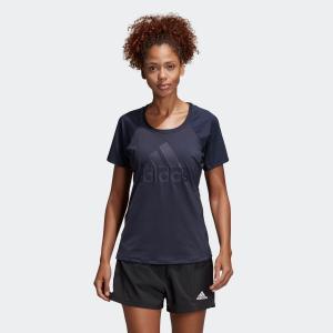 返品可 アディダス公式 ウェア トップス adidas W M4T ビッグロゴ トレーニングTシャツ|adidas