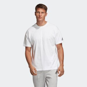 全品ポイント15倍 09/13 17:00〜09/17 16:59 返品可 アディダス公式 ウェア トップス adidas MUSTHAVES ベーシック Tシャツ|adidas