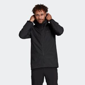 全品ポイント15倍 7/11 17:00〜7/16 16:59 返品可 送料無料 アディダス公式 ウェア アウター adidas SWIFT Climaproof 2.5L Jacket|adidas