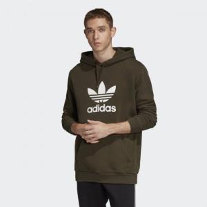 セール価格 アディダス公式 パーカー adidas TREFOIL HOODIE adidas