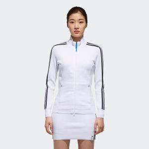 セール価格 アディダス公式 ウェア アウター adidas adicross スリーストライプセータージャケット 【ゴルフ】 adidas