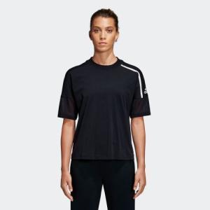 返品可 アディダス公式 ウェア トップス adidas W Z.N.E. 半袖 Tシャツ adidas