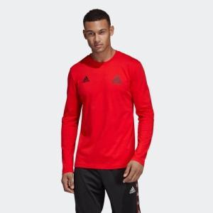 セール価格 アディダス公式 ウェア トップス adidas TANGO STREET ロングスリーブ グラフィックT シャツ|adidas