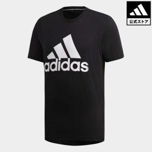 返品可 アディダス公式 ウェア トップス adidas MUSTHAVES BADGE OF SPORTS Tシャツ|adidas
