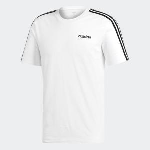 全品ポイント15倍 09/13 17:00〜09/17 16:59 返品可 アディダス公式 ウェア トップス adidas 3ストライプス Tシャツ|adidas