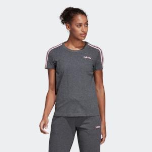 期間限定SALE 9/20 17:00〜9/26 16:59 アディダス公式 ウェア トップス adidas W 半袖 3スト Tシャツ|adidas