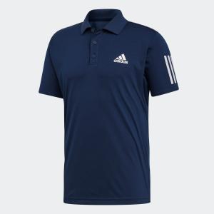 返品可 アディダス公式 ウェア トップス adidas クラブ スリーストライプ ポロシャツ|adidas