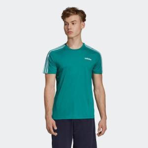 21%OFF アディダス公式 ウェア トップス adidas M CORE 3ストライプスTシャツ|adidas