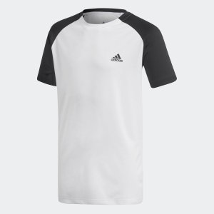 ポイント15倍 5/21 18:00〜5/24 16:59 返品可 アディダス公式 ウェア トップス adidas ボーイズ クラブ Tシャツ|adidas