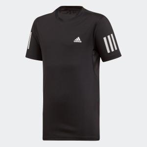 ポイント15倍 5/21 18:00〜5/24 16:59 返品可 アディダス公式 ウェア トップス adidas ボーイズ クラブ スリーストライプ Tシャツ|adidas