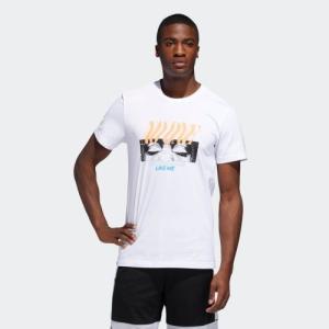 全品ポイント15倍 09/13 17:00〜09/17 16:59 セール価格 アディダス公式 ウェア トップス adidas ハーデン Tシャツ|adidas