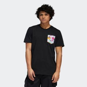 返品可 アディダス公式 ウェア トップス adidas 胸ポケット 半袖 Tシャツ|adidas