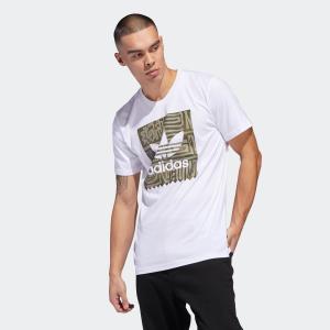 返品可 アディダス公式 ウェア トップス adidas プリント 半袖 Tシャツ|adidas