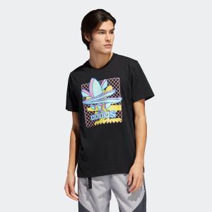 期間限定 さらに40%OFF 8/22 17:00〜8/26 16:59 アディダス公式 ウェア トップス adidas THAXTER Tシャツ|adidas