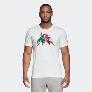全品ポイント15倍 09/13 17:00〜09/17 16:59 返品可 アディダス公式 ウェア トップス adidas 江戸 太神楽Tシャツ|adidas