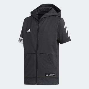 セール価格 アディダス公式 ウェア トップス adidas 子供用 半袖スウェットJr|adidas
