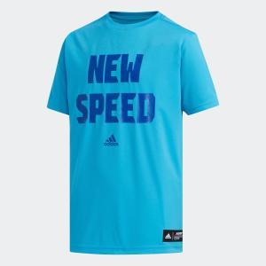 全品ポイント15倍 07/19 17:00〜07/22 16:59 セール価格 アディダス公式 ウェア トップス adidas 5T TYPO T Jr|adidas