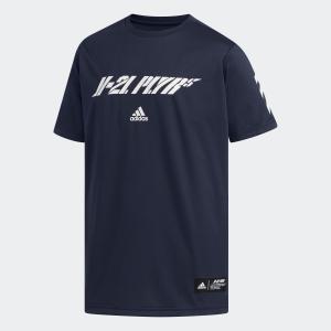 セール価格 アディダス公式 ウェア トップス adidas 5T PLAYER T Jr|adidas