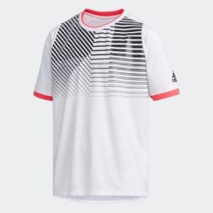 ポイント15倍 5/21 18:00〜5/24 16:59 返品可 アディダス公式 ウェア トップス adidas B TRN CLIMACOOL グラフィック Tシャツ|adidas