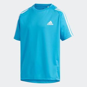 全品送料無料! 6/21 17:00〜6/27 16:59 セール価格 アディダス公式 ウェア トップス adidas B TRN スリーストライプス Tシャツ|adidas