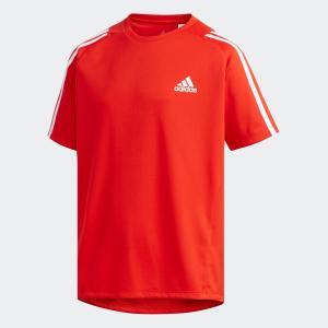 ポイント15倍 5/21 18:00〜5/24 16:59 返品可 アディダス公式 ウェア トップス adidas B TRN スリーストライプス Tシャツ|adidas