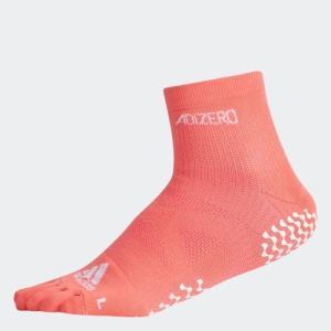 返品可 アディダス公式 アクセサリー ソックス adidas ランニング アディゼロ 5本指ソックス|adidas