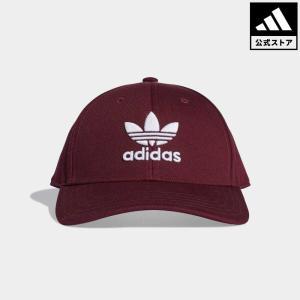 ポイント15倍 5/21 18:00〜5/24 16:59 返品可 アディダス公式 アクセサリー 帽子 adidas トレフォイルベースボールクラシックキャップ|adidas