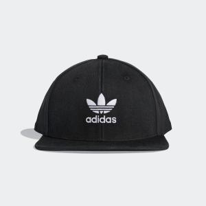 ポイント15倍 5/21 18:00〜5/24 16:59 返品可 アディダス公式 アクセサリー 帽子 adidas トレフォイルフラットキャップ|adidas