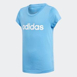 全品ポイント15倍 07/19 17:00〜07/22 16:59 セール価格 アディダス公式 ウェア トップス adidas リニアロゴ Tシャツ adidas