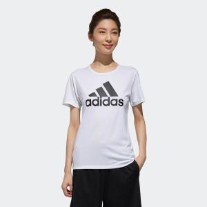 セール価格 アディダス公式 ウェア トップス adidas W MH 半袖 ビッグロゴ Tシャツ|adidas