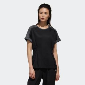 33%OFF アディダス公式 ウェア トップス adidas W S2S テロテロ Tシャツ|adidas