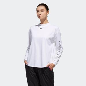 セール価格 アディダス公式 ウェア トップス adidas SPORT2STREET ロングスリーブ Tシャツ|adidas
