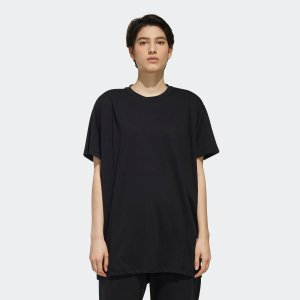 ポイント15倍 5/21 18:00〜5/24 16:59 返品可 アディダス公式 ウェア トップス adidas W ID 半袖 サイドCAPリニア グラフィック Tシャツ|adidas