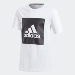 全品送料無料! 6/21 17:00〜6/27 16:59 セール価格 アディダス公式 ウェア トップス adidas YB MH BBOS T|adidas