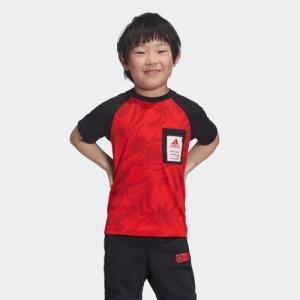 ポイント15倍 5/21 18:00〜5/24 16:59 返品可 アディダス公式 ウェア トップス adidas [MARVEL] スパイダーマン Tシャツ|adidas