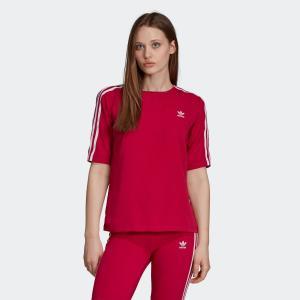 33%OFF アディダス公式 ウェア トップス adidas 3ストライプス Tシャツ|adidas