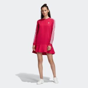 返品可 送料無料 アディダス公式 ウェア オールインワン adidas ワンピース|adidas