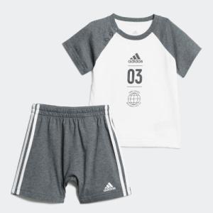 全品送料無料! 5/27 17:00〜5/29 16:59 返品可 アディダス公式 ウェア セットアップ adidas I SPORT ID Tシャツ&ハーフパンツ 上下セット|adidas