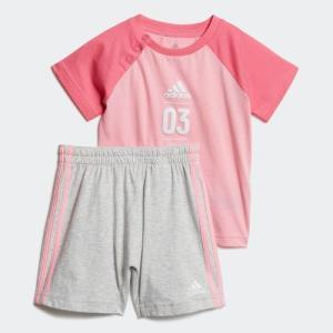 全品ポイント15倍 09/13 17:00〜09/17 16:59 セール価格 アディダス公式 ウェア セットアップ adidas I SPORT ID Tシャツ&ハーフパンツ 上下セット|adidas