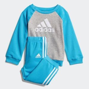 adidas INF  I BOSFTスウェットジョウゲ 品番:FTM73 カラー:ミディアムグレイヘザー/ショックシ(DV1282) サイズ:90の商品画像|ナビ