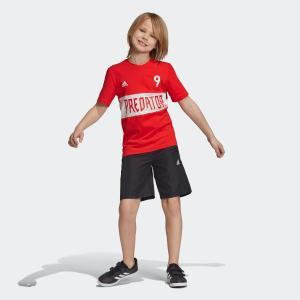 全品送料無料! 6/21 17:00〜6/27 16:59 セール価格 アディダス公式 ウェア セットアップ adidas KIDS プレデターセット|adidas